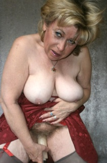 Hairy busty german bbw ad perforated br 3