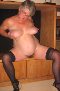 A mature hot and horny goddess with fantastic 42DD curves and a sweet hairy pussy. She will definately look after you